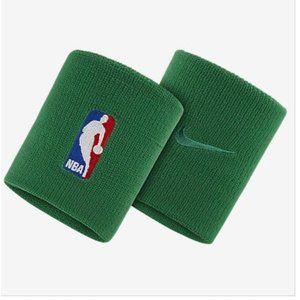 NBA NIKE ELITE WRIST BAND GREEN